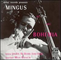 עטיפת התקליט Mingus at the Bohemia, המסכם חמש שנות פעילות של סדנת הג'אז של מינגוס