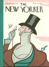 Original New Yorker cover