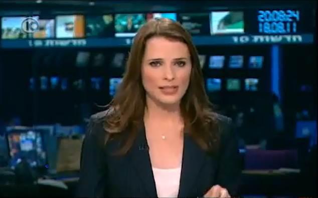 חדשות 2 Image: מהדורת החדשות המרכזית של ערוץ עשר