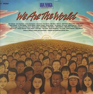We Are the World – ויקיפדיה