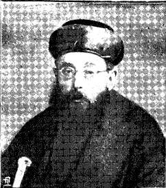 הרב נסים יהודה דנון