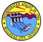 The official seal of Bullhead City, Arizona.JPG