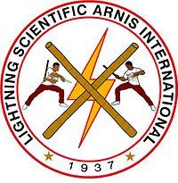 סמלו הבינלאומי של הארגון, לייטנינג סיינטיפיק ארניס אינטרנשיונל