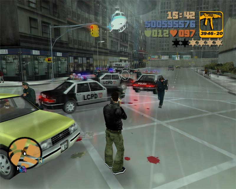 קודים למשחק GTA  ל- PC