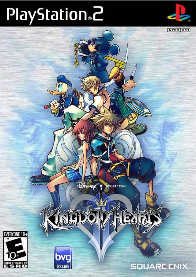 מגניב Kingdom Hearts II – ויקיפדיה AY-15