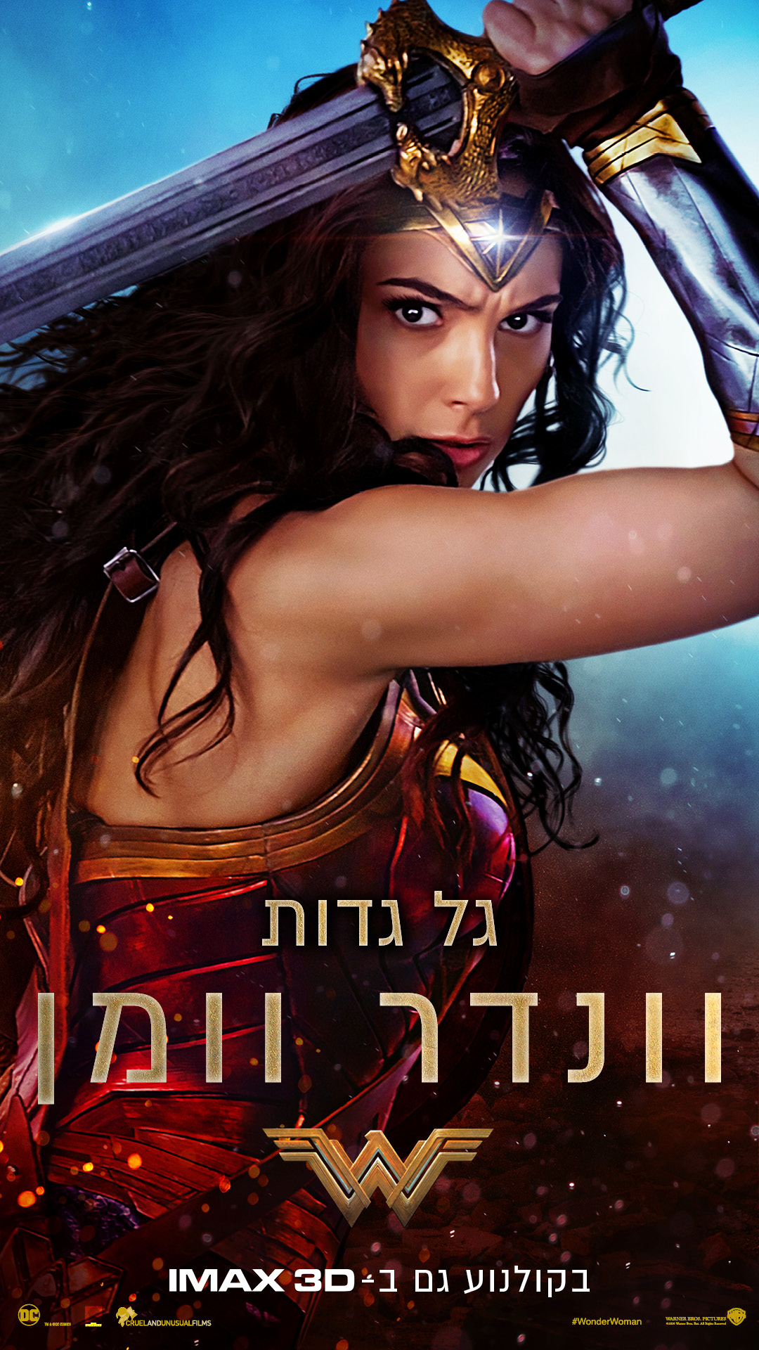 Wonder Woman 2017 film  Wikipedia