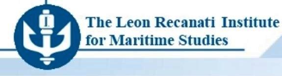 לוגו המכון ללימודי ים