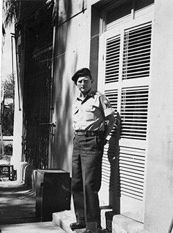 סגן אלוף יוסף (יוש) הרפז 1949.jpg