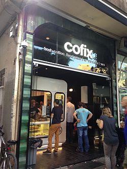קופיקס. כמה באמת אפשר להרוויח מכוס קפה ב-5 ש