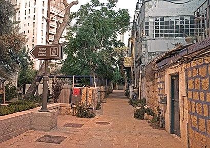 איך מגיעים באמצעות תחבורה ציבורית  למחנה ישראל? - מידע על המקום