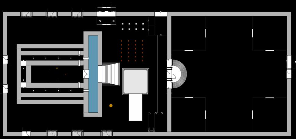 Temple sketch- ulam