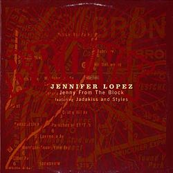 Jennifer Lopez - Jenny from the Block - CD single cover.jpg