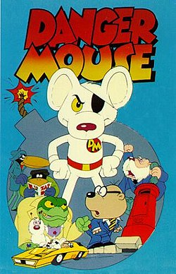 Dangermouse cast.jpg