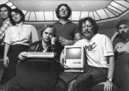 Mac Design Team