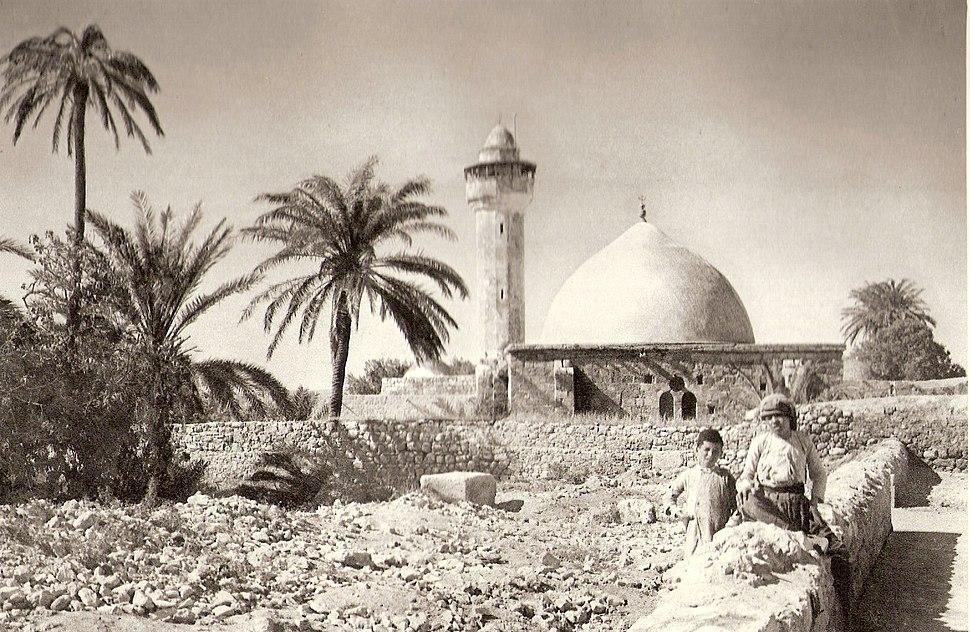 Mosque of Jenin