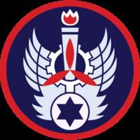 IAF Bacha 8 Tel Nof AFB Emblem.png