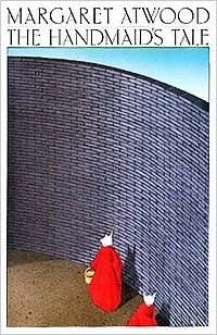 religious symbolism and politics in the handmaids tale a novel by margaret atwood Home basics religion feminism about margaret atwood film the gilead of the handmaid's tale is a obscure reminders of bible stories turn up throughout the novel.