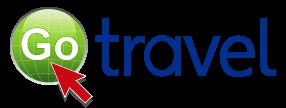 Go travel logo transparent