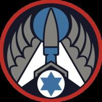 סמל בסיס חיל האוויר שדה דב