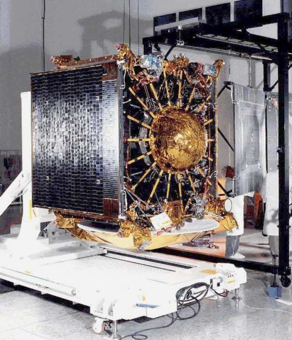 Amos 1 satellite