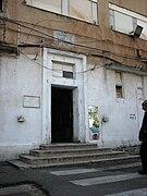 מצודת טיגארט בתחנת המשטרה בבית דגן
