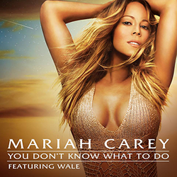 Mariah Carey You Don't Know What to Do (Official Single Cover).png