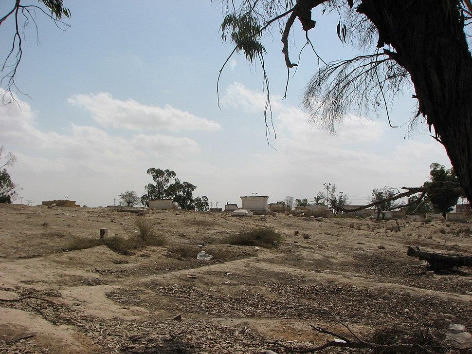 ביתקברותבדואיבארשבע