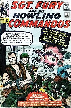 Sgt Fury and his Howling Commandos Vol 1 1.jpg