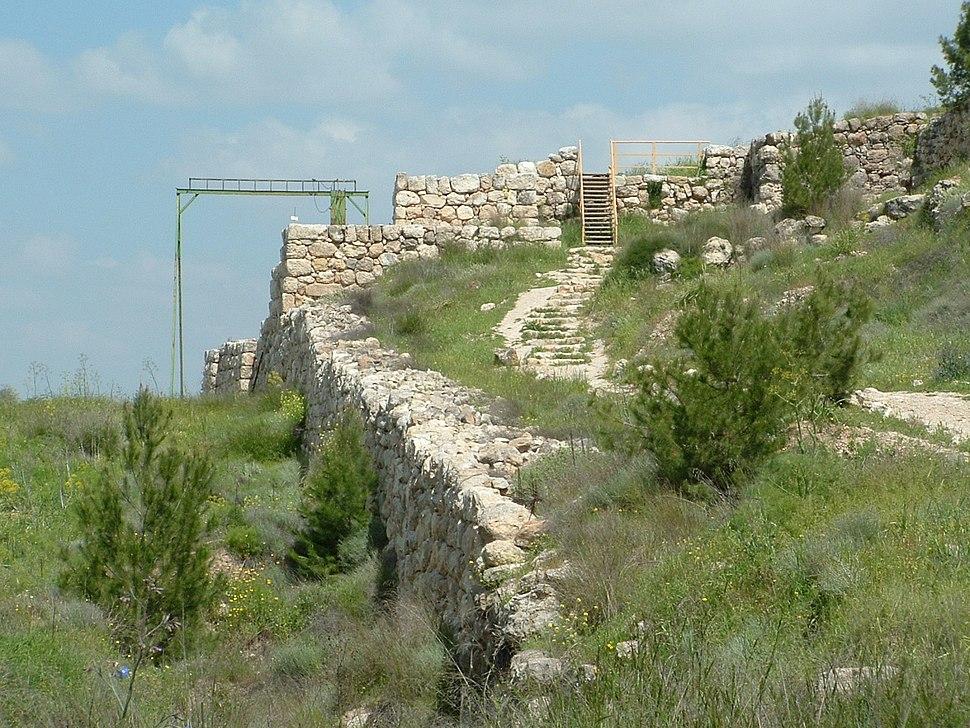 Tel Lachish Gate