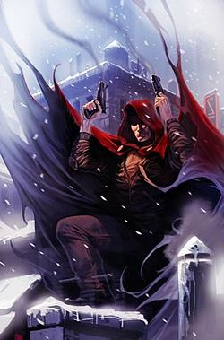 Dark Reign The Hood Vol 1 1 Textless.jpg
