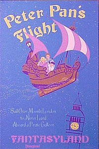 Peter Pan's Flight Poster.JPG