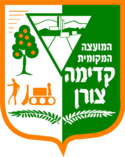 סמל המועצה המקומית קדימה-צורן