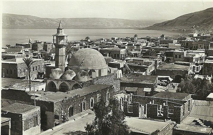 Tiberya 1940