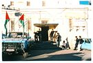מצודת טיגארט בתחנת המשטרה בבית לחם