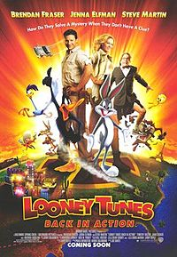 Movie poster looney tunes back in action.jpg