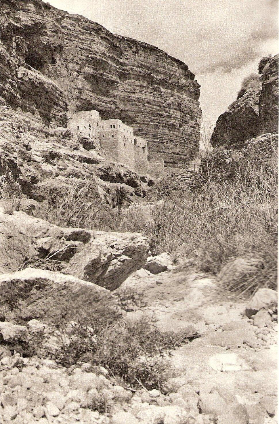 Wadi Kelt Monastery Judea1