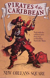 Disneyland Pirates of the Caribbean Poster.png