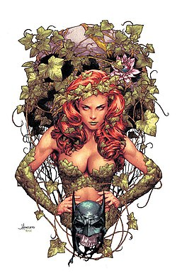 Harley Quinn and Poison Ivy 1 Textless Anacleto Ivy Variant.jpg