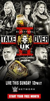 NXT UK TakeOver Blackpool II Poster.jpg