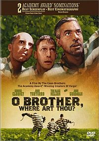 O Brother, Where Art Thou DVD cover.jpg