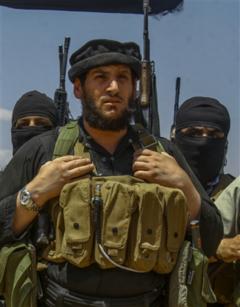 אבו מוחמד אל-עדנאני 2014.