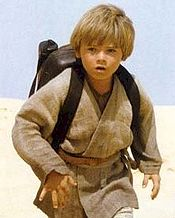 אנקין סקיווקר בתור ילד