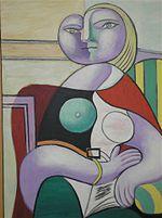 ציור אופייני לפיקסו - ויקפדיה האינצקלופדיה החופשית