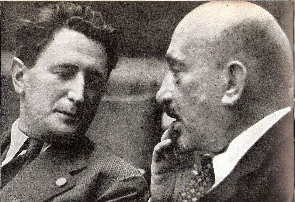 Goldmann Weizmann1935