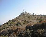 סטלה מאריס מכיוון חוף הים התיכון כביש 2
