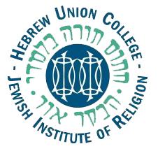Hebrew Union College Logo