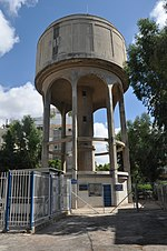 Agrobank Water tower.JPG