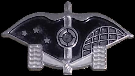 IDF Artillery badge