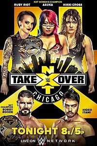 NXT TakeOver Chicago Poster.jpg