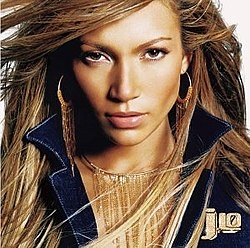 Jennifer Lopez - J Lo - CD album cover.jpg